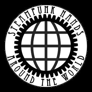 Steampunk Hands Around The World